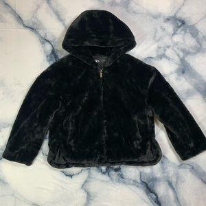 Zara zip up hoodie